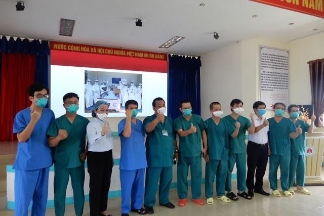 Nhìn lại 2020, năm đặc biệt của Bệnh viện Phổi Đà Nẵng - 1