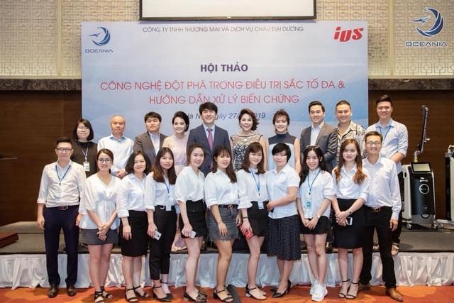 Lựa chọn trường đào tạo nghề thẩm mỹ chính quy uy tín tại Việt Nam - 4