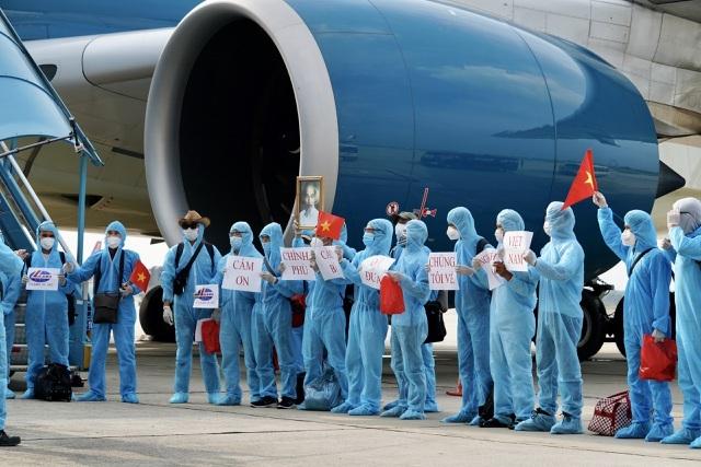 Điều chưa từng có với hàng không Việt Nam trong năm Covid lịch sử - 2