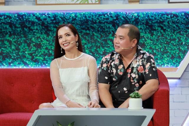 Nhạc sĩ Minh Khang tiết lộ cưới siêu mẫu Thúy Hạnh vì bị đưa vào tròng - 1