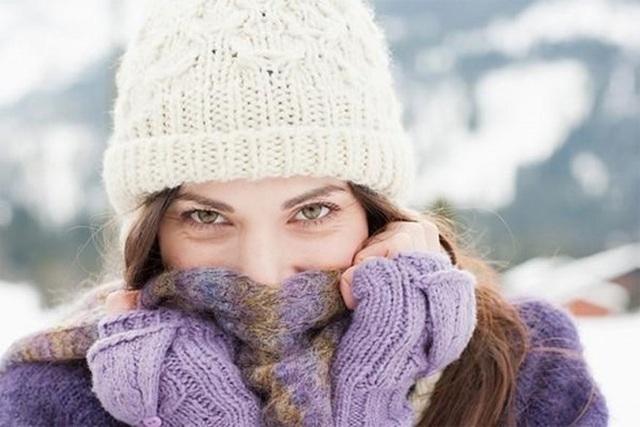 Mẹo làm ấm cơ thể nhanh chóng trong những ngày giá lạnh - 1