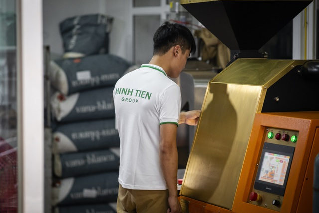 Khát vọng gìn giữ giá trị nguyên bản của hạt cà phê Việt Nam - 1