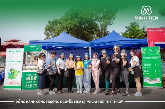 Mang đến cho thế hệ trẻ nhiều cảm nhận hơn về hạt cà phê Việt Nam - 1