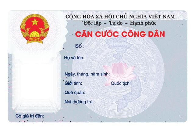Từ ngày mai, TPHCM cấp thẻ Căn cước công dân gắn chip cho hơn 10 triệu dân - 2