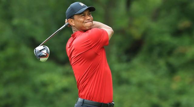 Một năm đáng thất vọng của Tiger Woods - 1
