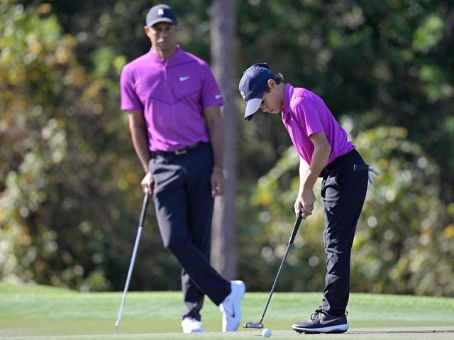 Một năm đáng thất vọng của Tiger Woods - 2