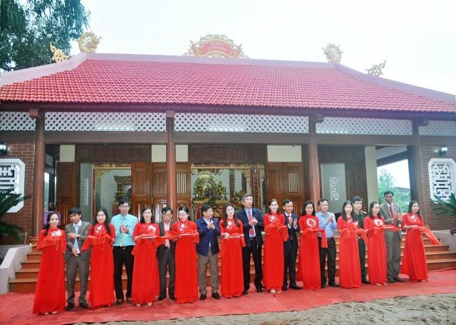 Những công trình tri ân Bà mẹ Việt Nam anh hùng trên đất thiêng Quảng Trị - 1