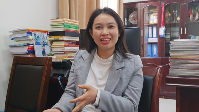Nữ PGS trẻ tuổi nhất VN 2020 được vinh danh Đảng viên trẻ tiêu biểu Nghệ An - 4