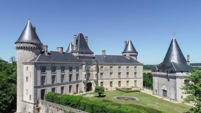 Không gian xa hoa trong tòa biệt thự Pháp cổ 1.000 năm giá 3,3 triệu USD - 3