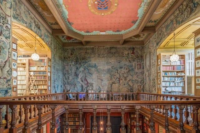 Không gian xa hoa trong tòa biệt thự Pháp cổ 1.000 năm giá 3,3 triệu USD - 9