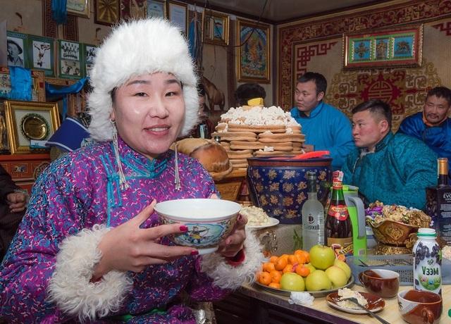 Người dân khắp thế giới ăn gì ngày đầu năm để lấy may? - 6