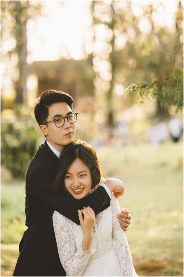 Chàng trai Hà thành phải lòng cô gái Sài Gòn trên đất Nhật - 3