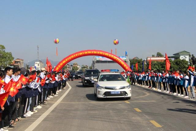 Thông xe cây cầu nối hai thị xã Đông Triều và Kinh Môn - 2