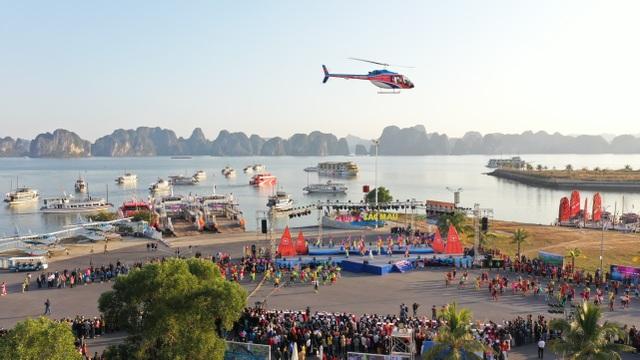Rực rỡ Lễ hội Carnaval mùa Đông đầu tiên trên Đảo Tuần Châu - 2