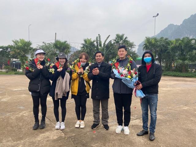 Di sản Phong Nha - Kẻ Bàng đón những vị khách đầu tiên xông đất năm mới - 4