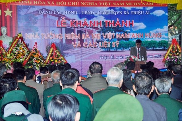 Những công trình tri ân Bà mẹ Việt Nam anh hùng trên đất thiêng Quảng Trị - 2