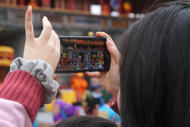 Độc đáo tái hiện lễ ban lịch đầu năm mới của vua Nguyễn - 10
