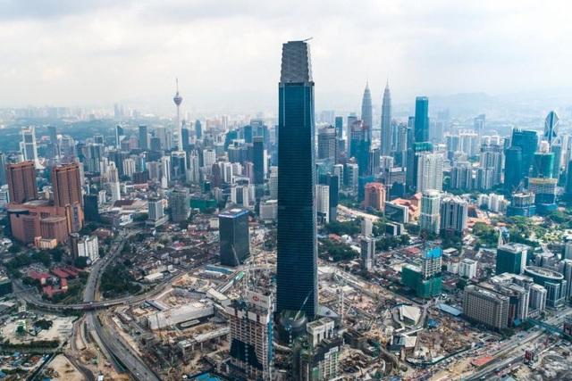 Tòa tháp soán ngôi cao nhất Đông Nam Á của LandMark 81  - 1
