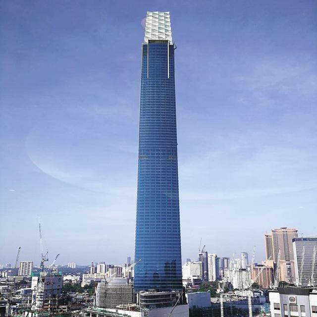 Tòa tháp soán ngôi cao nhất Đông Nam Á của LandMark 81  - 3
