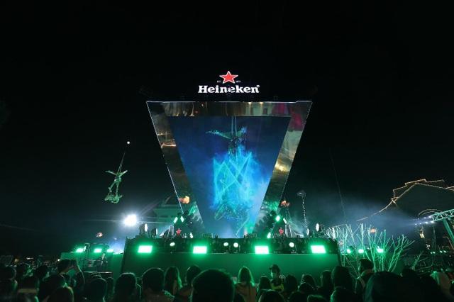 Trải nghiệm đẳng cấp tại sự kiện Heineken Countdown 2021 - 3