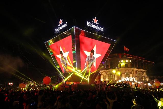 Trải nghiệm đẳng cấp tại sự kiện Heineken Countdown 2021 - 8