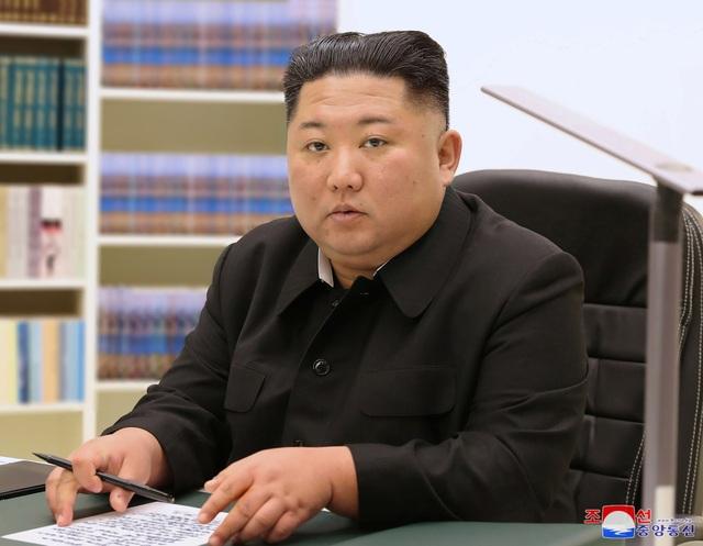 Ông Kim Jong-un hứa làm việc chăm chỉ trong thông điệp mừng năm mới - 2