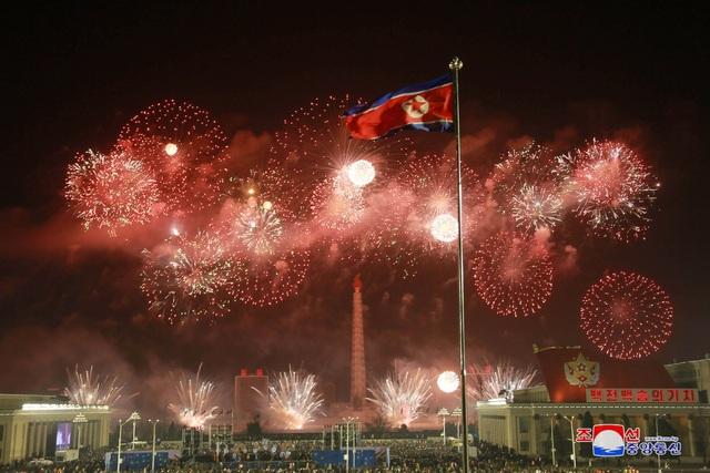 Ông Kim Jong-un hứa làm việc chăm chỉ trong thông điệp mừng năm mới - 9