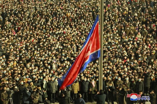 Ông Kim Jong-un hứa làm việc chăm chỉ trong thông điệp mừng năm mới - 11