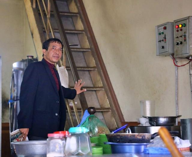 Hà Nội: Bịt lối thoát hiểm, biến nhà xe chung cư thành căn hộ để bán - 2