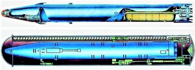 Tên lửa bố trí dưới đáy biển Skif - thành tựu quốc phòng ít được biết đến của Nga - 1