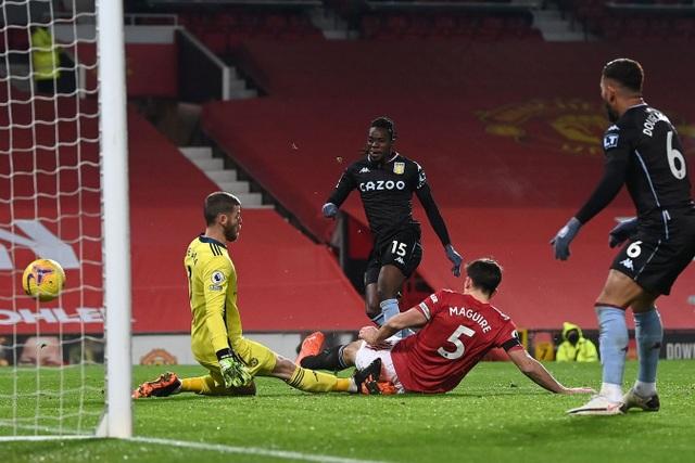 Những khoảnh khắc Man Utd đánh bại Aston Villa - 7