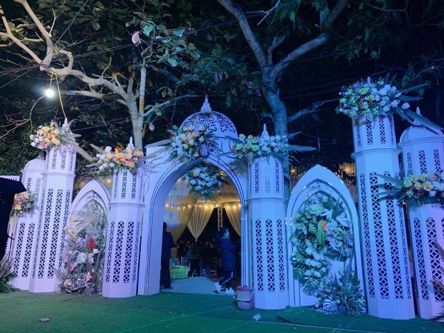 Bùi Tiến Dũng lên xe hoa đón dâu ở Hà Tĩnh - 8