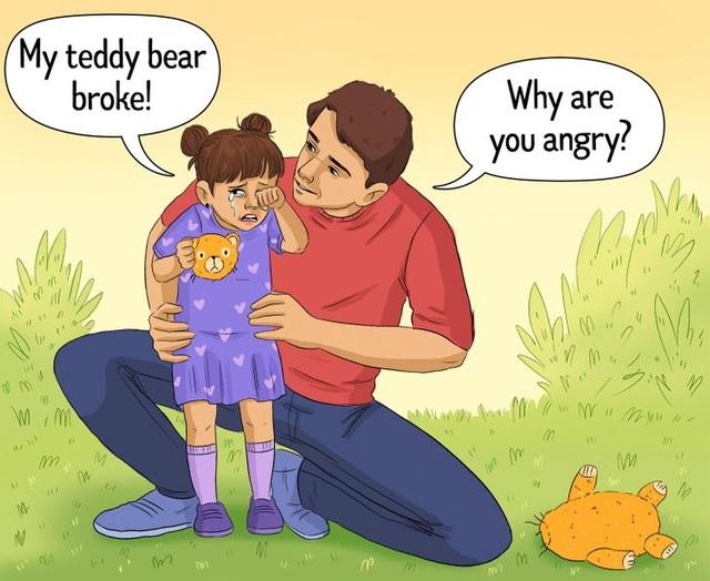 Khéo ứng xử với con: Mẹo nhỏ biến bạn thành cha mẹ của năm - 2