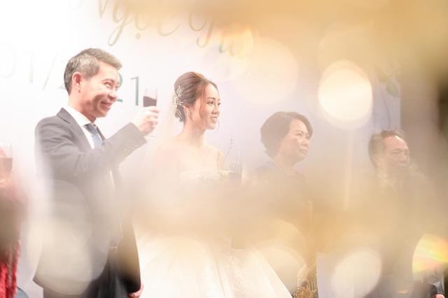 Bố của NSND Công Lý vắng mặt trong đám cưới con trai - 3