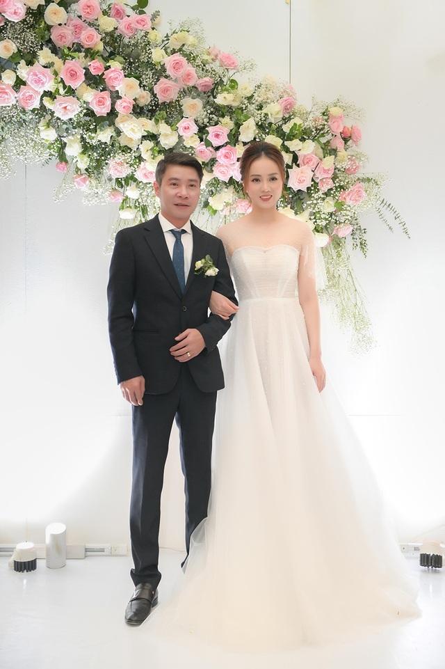 Bố của NSND Công Lý vắng mặt trong đám cưới con trai - 6