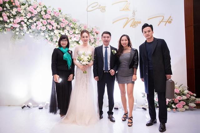 Bố của NSND Công Lý vắng mặt trong đám cưới con trai - 7