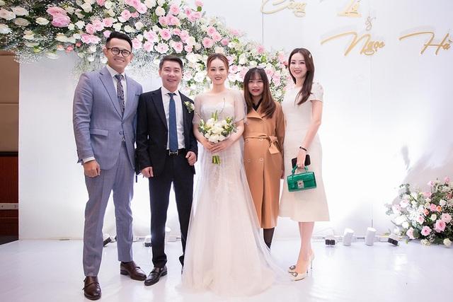 Bố của NSND Công Lý vắng mặt trong đám cưới con trai - 13