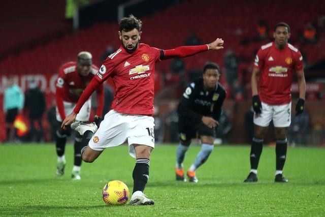 Những khoảnh khắc Man Utd đánh bại Aston Villa - 9