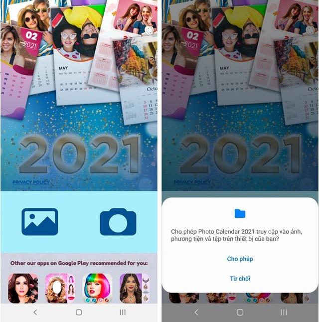 Hướng dẫn cách tự tạo bộ lịch năm 2021 đẹp mắt từ hình ảnh của chính bạn - 2