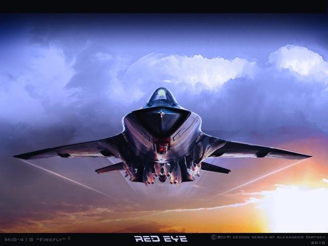 Tiêm kích thế hệ 6 của Nga có thể là máy bay siêu thanh - 1