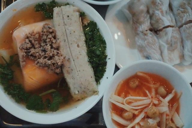 Vợ chồng người Tày cõng đặc sản Cao Bằng về Hà Nội - 5