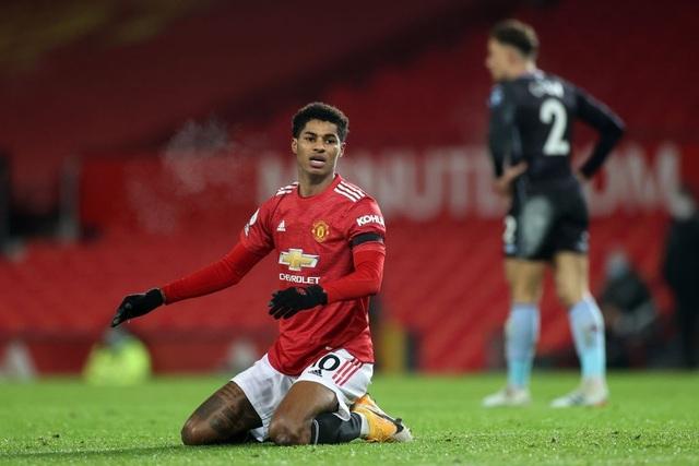 Những khoảnh khắc Man Utd đánh bại Aston Villa - 11