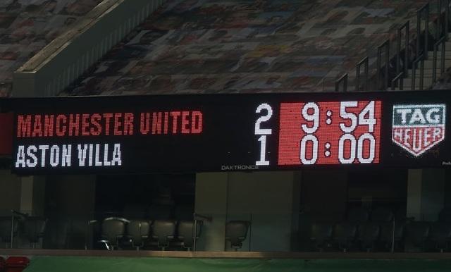 Những khoảnh khắc Man Utd đánh bại Aston Villa - 15