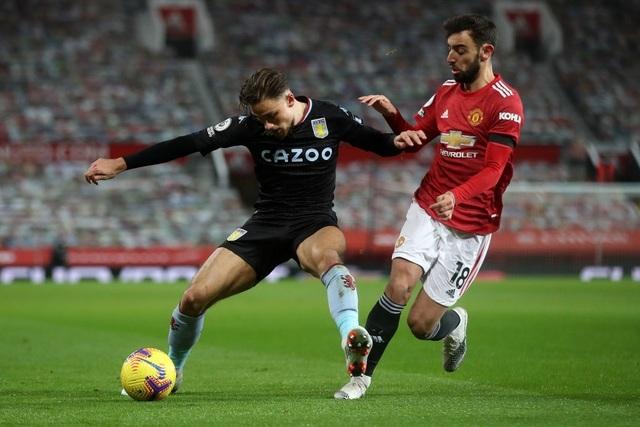 Những khoảnh khắc Man Utd đánh bại Aston Villa - 2