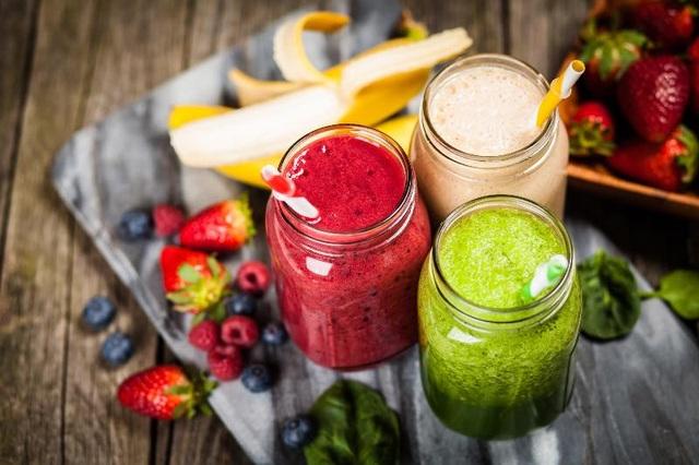 Món sinh tố đầy dinh dưỡng cho gan trong những ngày bận rộn đầu năm - 1