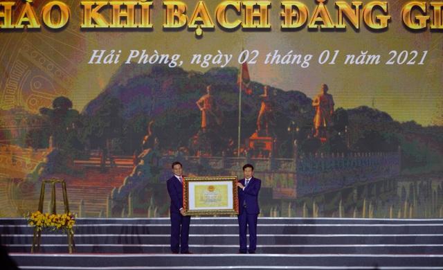 Thủ tướng dự Lễ Bạch Đằng Giang nhận Bằng xếp hạng Di tích lịch sử quốc gia - 2