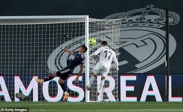 Đánh bại Celta Vigo, Real Madrid tạm dẫn đầu La Liga - 1