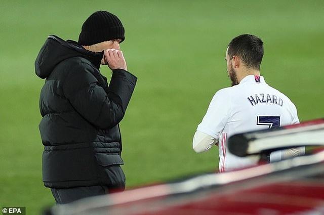 Đánh bại Celta Vigo, Real Madrid tạm dẫn đầu La Liga - 5