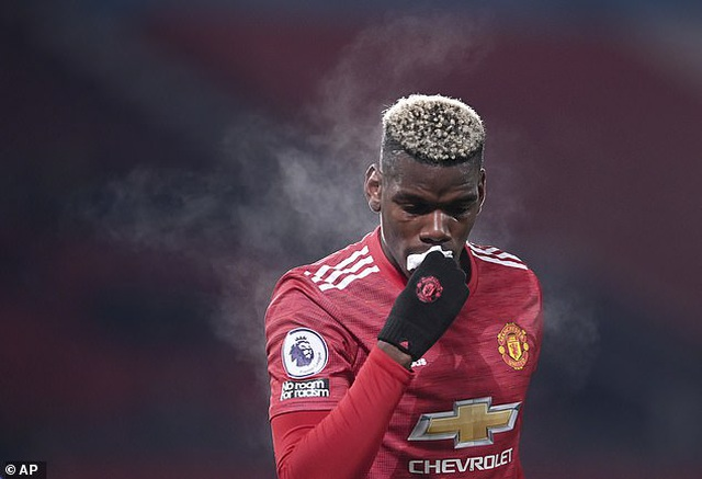 Man Utd tính bán gấp Paul Pogba - 1