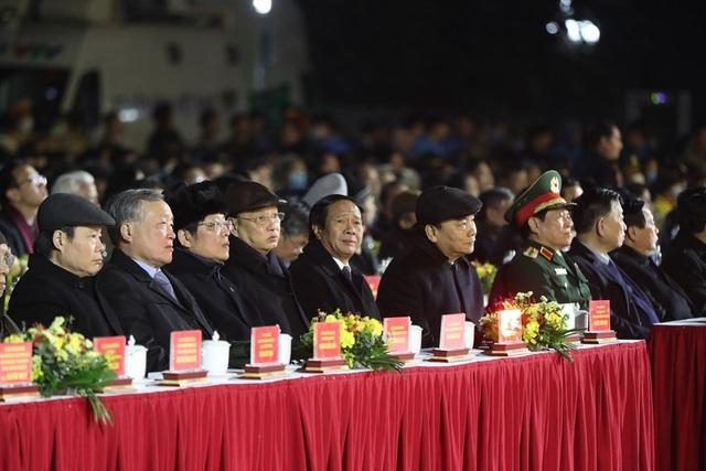 Thủ tướng dự Lễ Bạch Đằng Giang nhận Bằng xếp hạng Di tích lịch sử quốc gia - 1